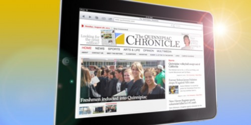 Chronicle relaunches website