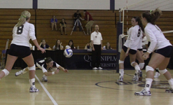 COMMENTARY: Seniors must carry brunt of attack for Quinnipiac volleyball