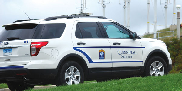 Quinnipiac gets new security vehicles
