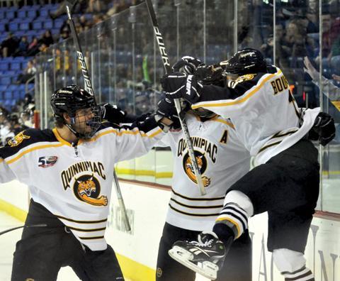 Men's hockey core key to success