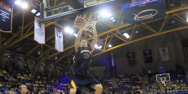 Quinnipiac Midnight Madness video