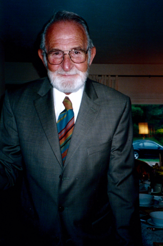 Leonard Kent. Photo courtesy of a friend of Kent's family