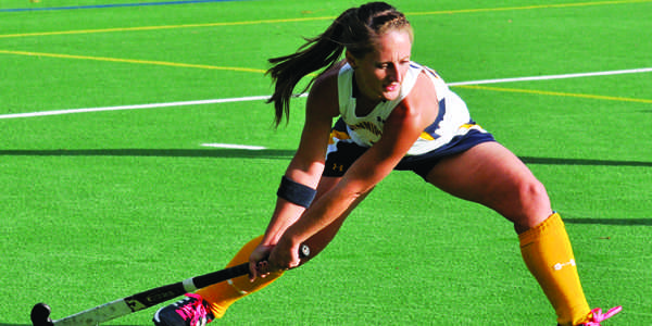 Megan McCreedy earns Quinnipiac field hockey's assist record