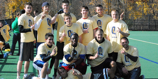 Fall intramural championships