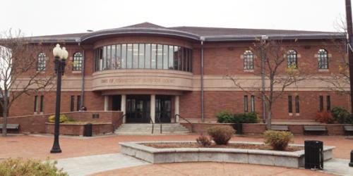 Meriden Superior Court on Nov. 16 before James Johnson and Ike Azotam's hearing.