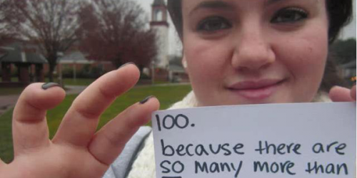 Update: 100 reasons to stay video featured on Perez Hilton blog