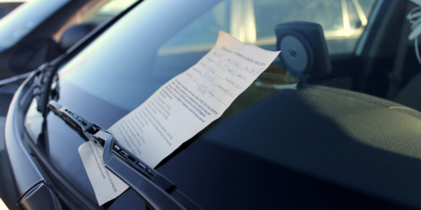 Eastview residents ticketed without warning