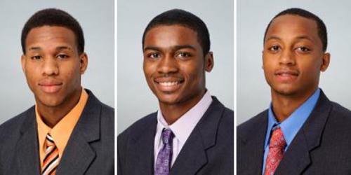 Jamee Jackson, Nate Gause, Dave Johnson