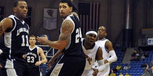 Quinnipiac men's basketball sets rebound record, falls to 1-3 in NEC