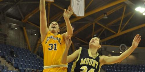 Quinnipiac women's basketball wins sixth straight