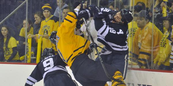 Quinnipiac ties Yale in regular season finale