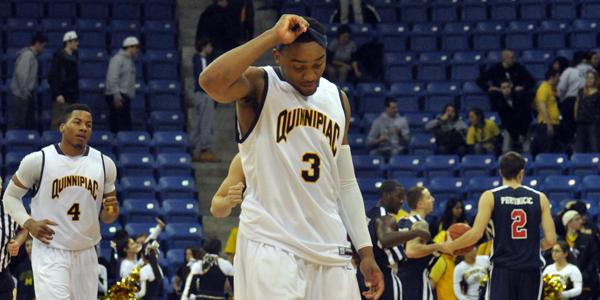 Quinnipiac men's basketball falls late to St. Francis (N.Y.)