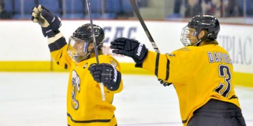 Quinnipiac men's ice hockey beats Dartmouth