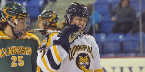 Quinnipiac women's ice hockey drops fifth straight
