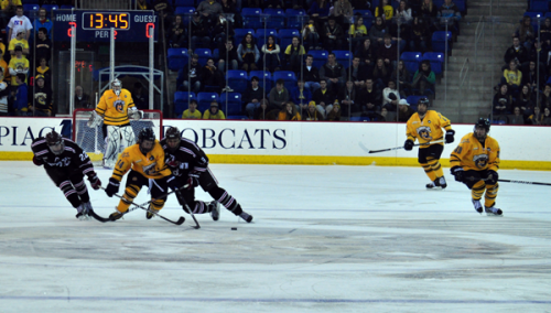 Quinnipiac 3, Brown 0 (2)