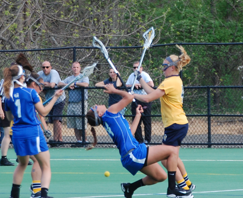 Quinnipiac fends off physical play