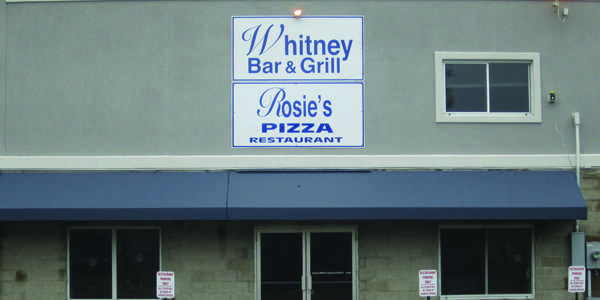 Whitney Bar & Grille raided by Hamden police