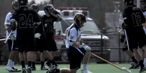 Quinnipiac men's lacrosse falls to No. 19 Bryant