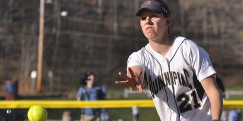 Quinnipiac softball edges Fairfield