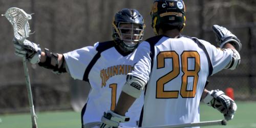 Quinnipiac men's lacrosse wins third straight