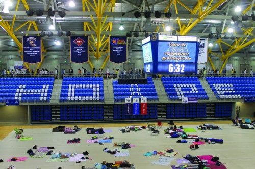 Relay for Life successful despite May Weekend