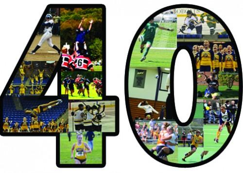 Title IX Celebrates 40th Anniversary