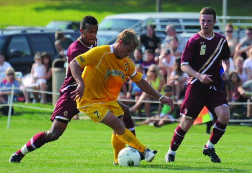 Soccer teams set for 2012 season