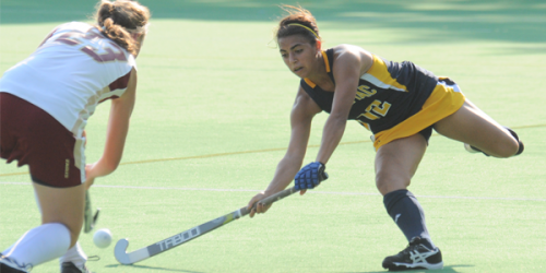 Field Hockey drops first game