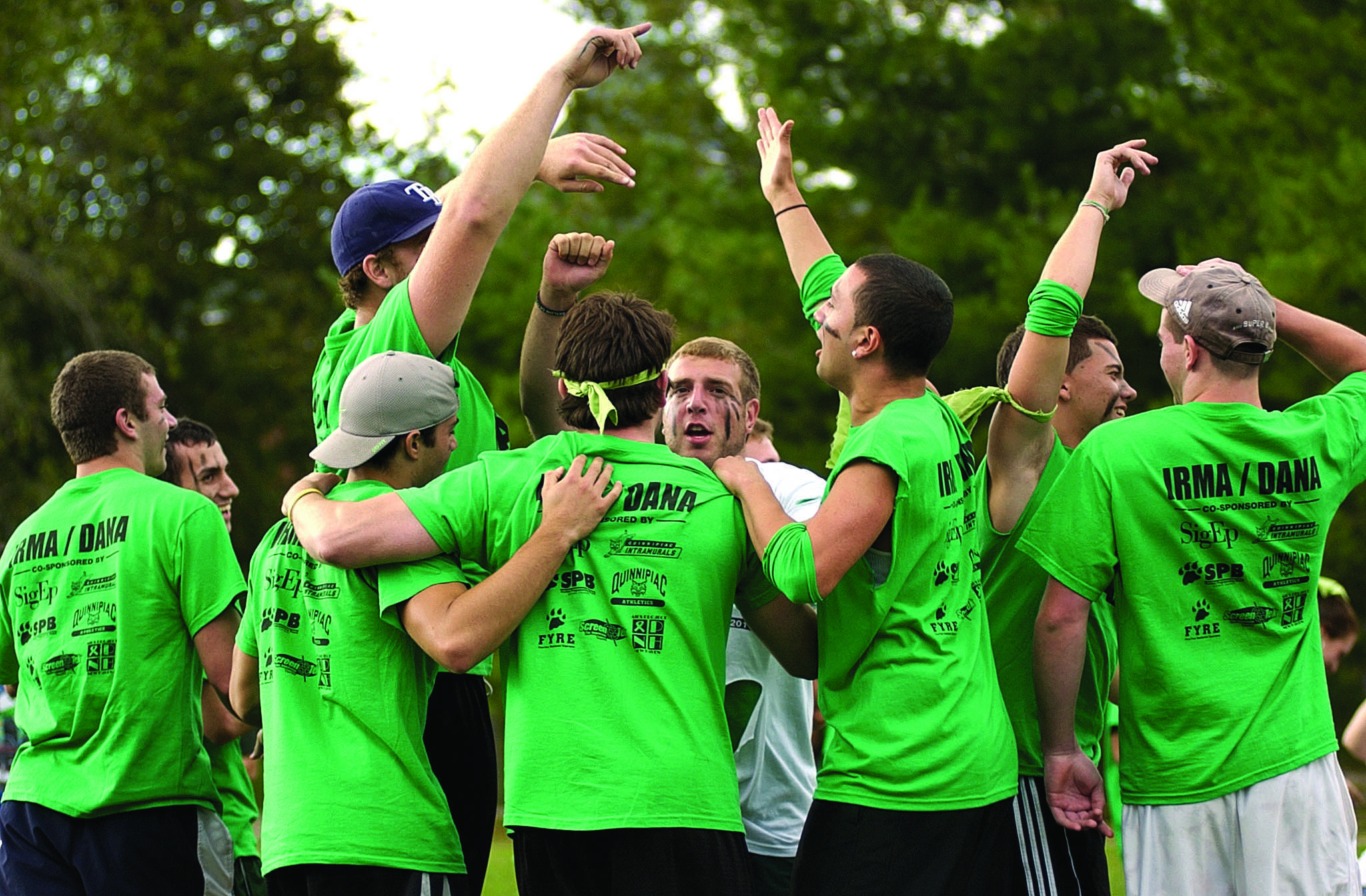 Funds won't fail for freshman field day
