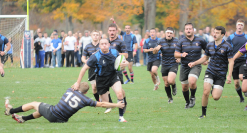 New Blue Rugby 48, Western Connecticut State University 7