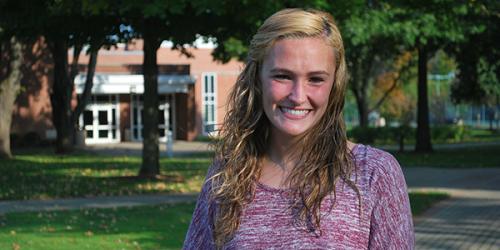 Junior Phoebe Laplante battles an autoimmune disorder, ITP