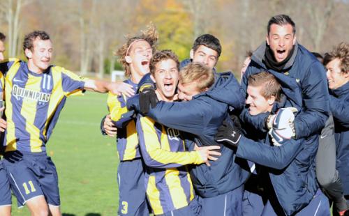 Men's soccer NEC tournament preview
