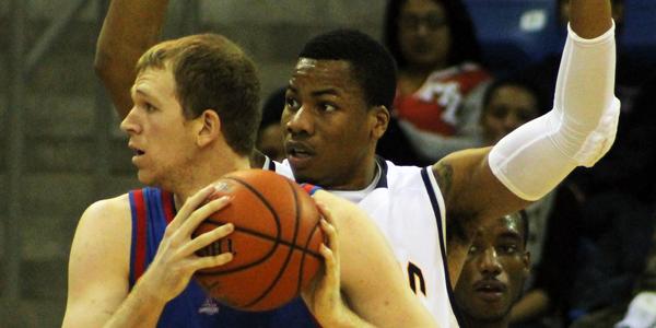 Men's basketball loses home-opener