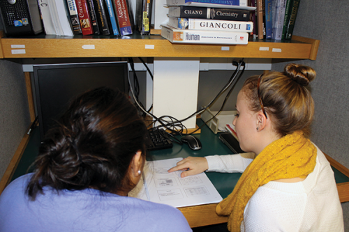 Learning Center prepares students for finals