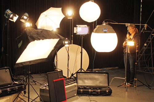 School of Communications defends film equipment