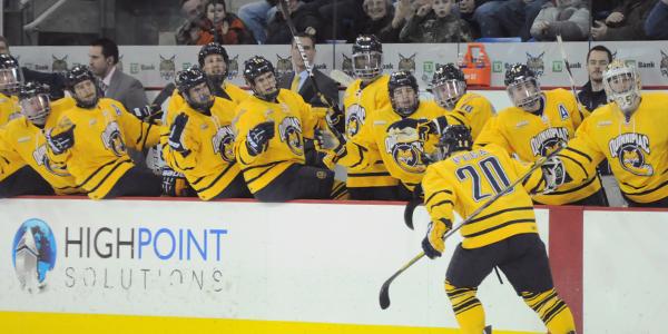 Quinnipiac men's ice hockey's unbeaten streak hits 17