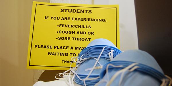 QU plans for flu outbreak