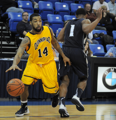 From Friars to Bobcats: two Quinnipiac players learn from legendary coach