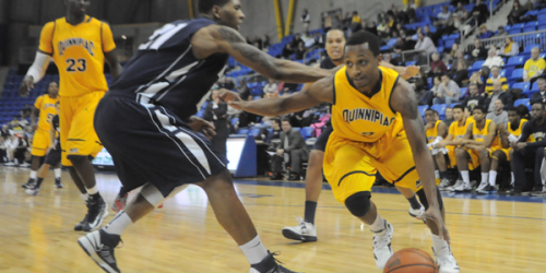 Men's basketball takes fourth-of-five