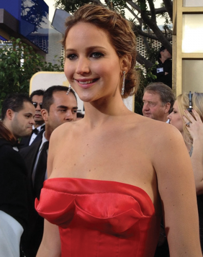 Lawrence embraced her fall up the Oscar stage with it her trademark humor and acceptance.