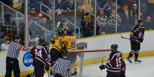 Quinnipiac advances to first Frozen Four