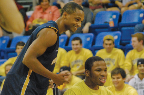 Quinnipiac's biggest and most influential basketball fan