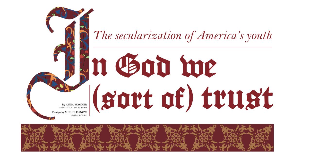 In God we (sort of) trust
