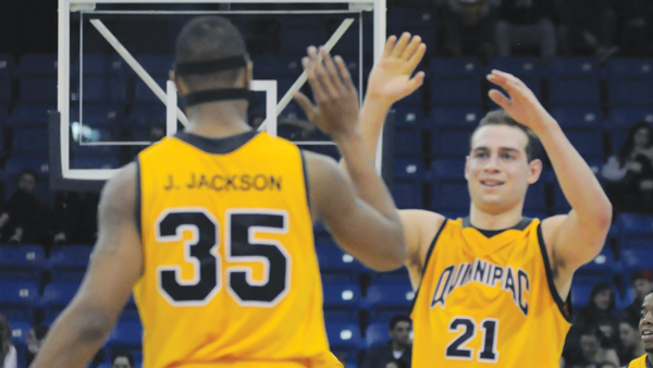 Conti finds opportunity, success at Quinnipiac
