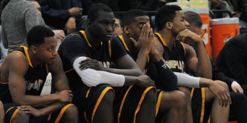 Quinnipiac men's basketball falls in NEC tourney opener