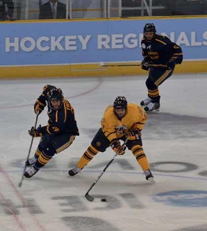 Quinnipiac men's ice hockey grabs first NCAA Tournament win