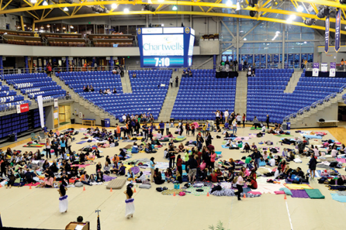 Relay for Life: Why QU walks