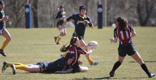 Women's rugby reaches new, national heights