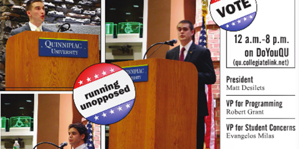 An inside look at your SGA candidates