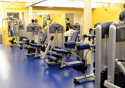 Rec Center replaces 19-year-old equipment
